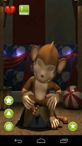 Talking Monkey 8.1 screenshot 4