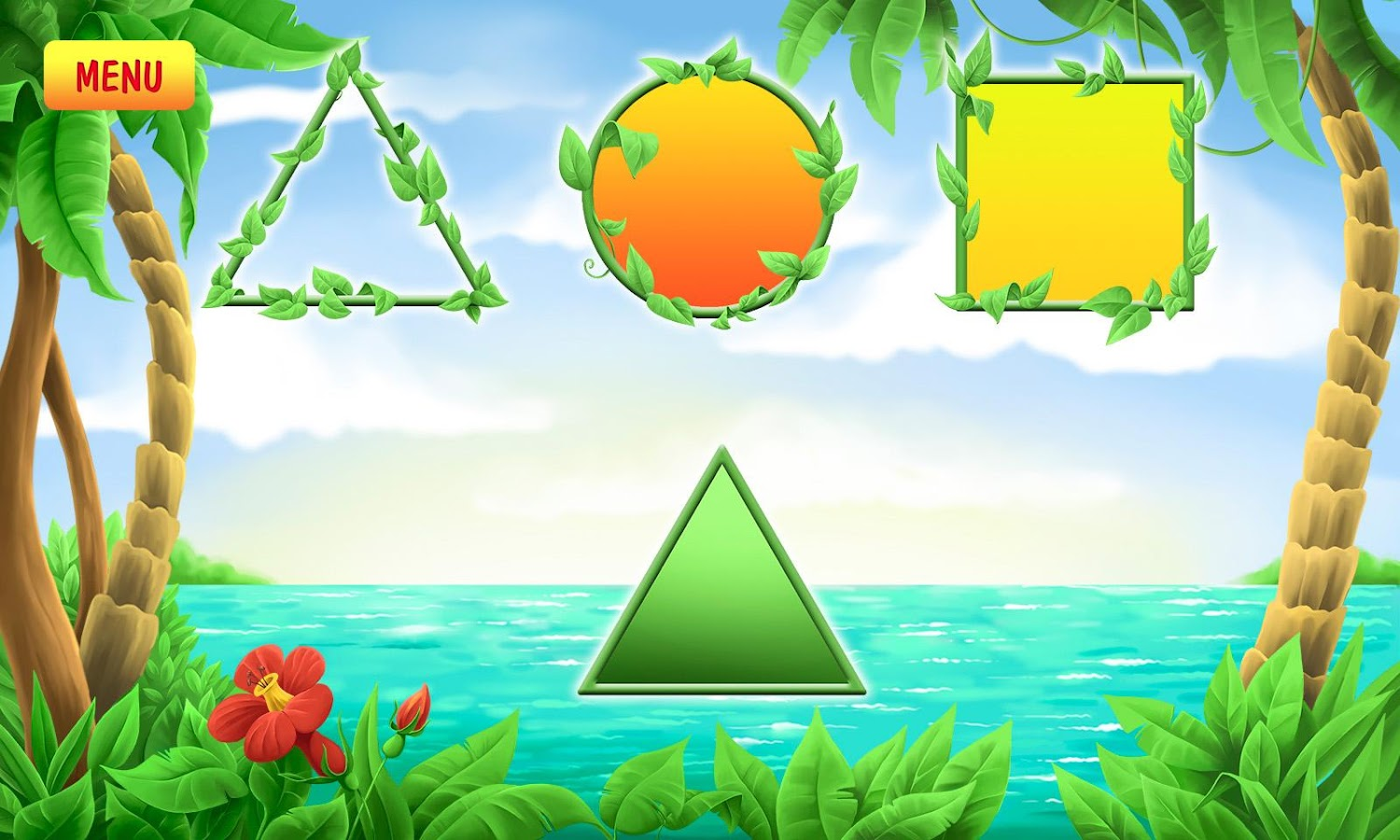 Learn Shapes for Kids, Toddlers - Educational Game APK Download ...