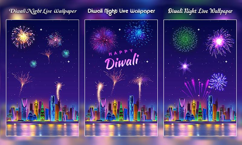 Diwali Night Live Wallpaper 1.0.4 screenshot 1 ...