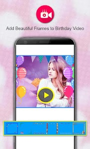 Name On Birthday Cake - Video,Photo,Creater 15.9 screenshot 1