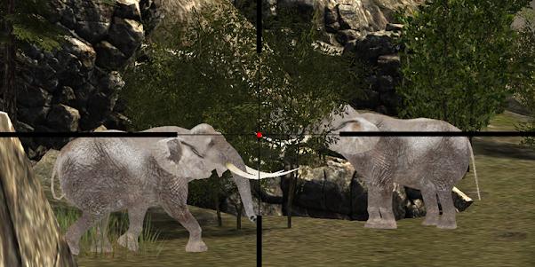 Jungle Sniper Hunter Simulator 1.1 screenshot 24