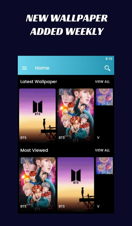 Bts Wallpaper Hd For Army 2018 1 2 Apk Download Android Cats