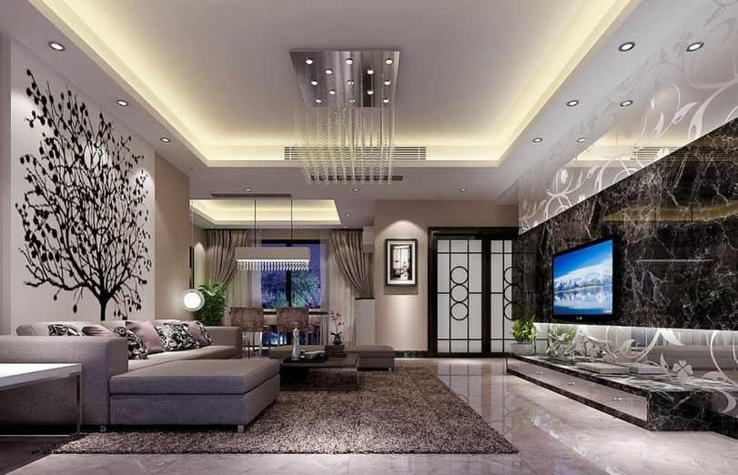 gypsum ceiling design ideas 10 screenshot 9 - Ceiling Design Ideas