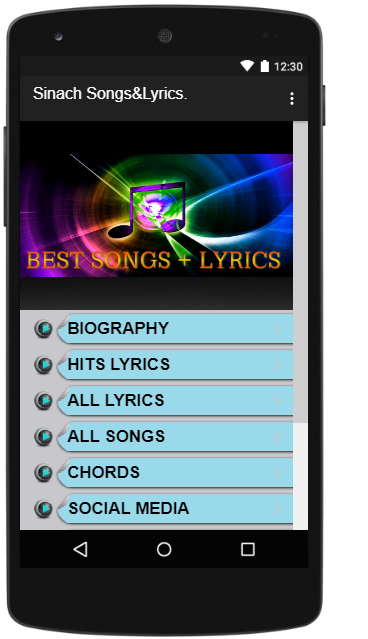 Sinach Songs & Lyrics  1 0 APK Download - Android Entertainment Apps