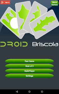 Briscola HD  screenshot 14