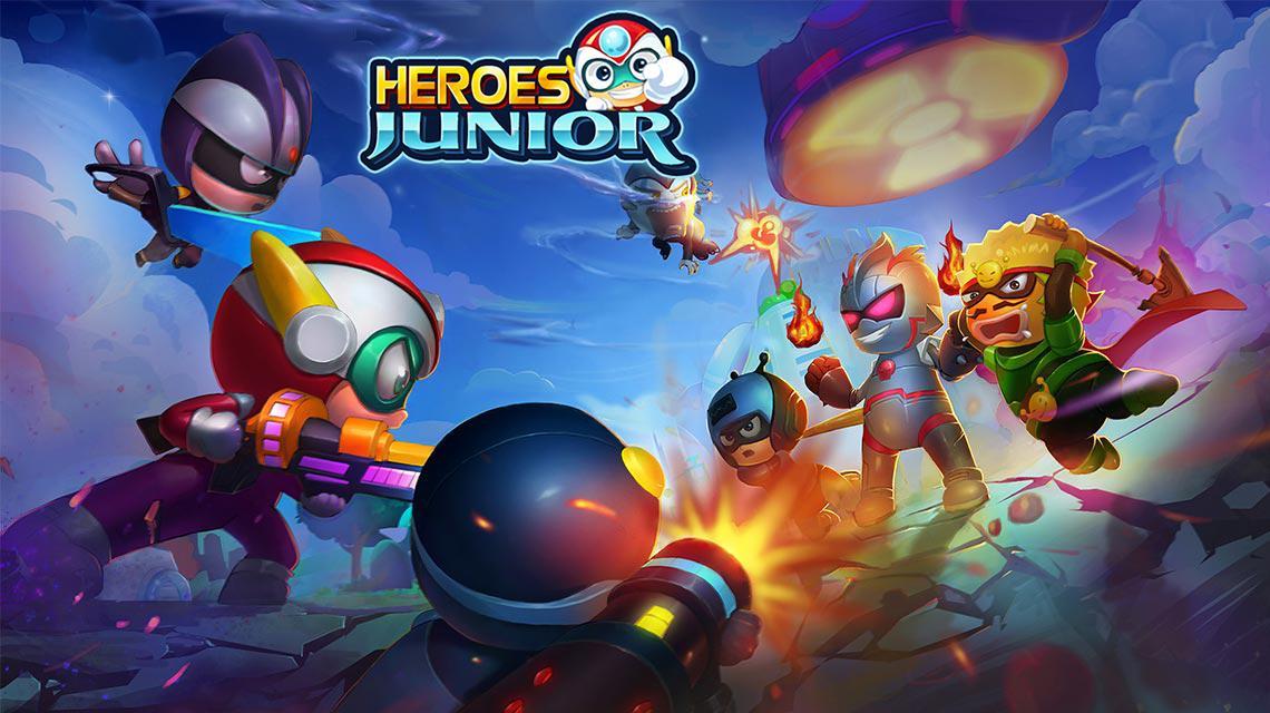 SuperHero Junior - Galaxy Wars Offline Game 1 3 APK Download