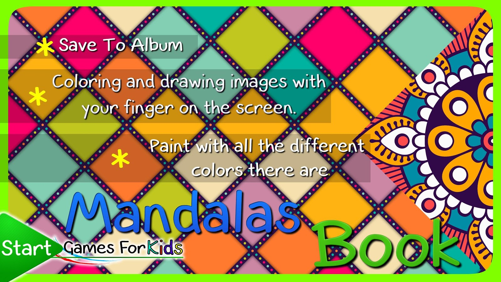 Mandalas Coloring Book Adults 10 Screenshot 14