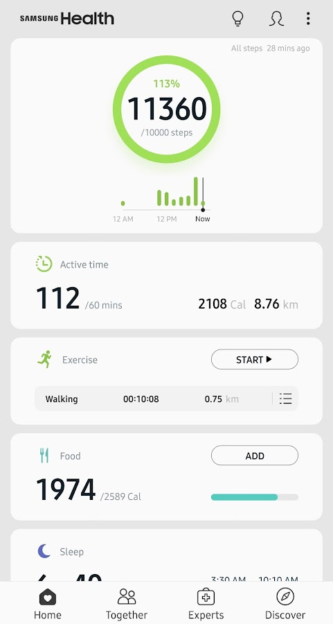com sec android app shealth 6 6 0 029 APK Download - Android cats  Apps