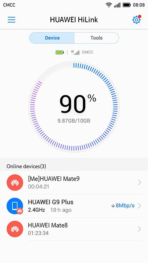 Image result for huawei hilink app