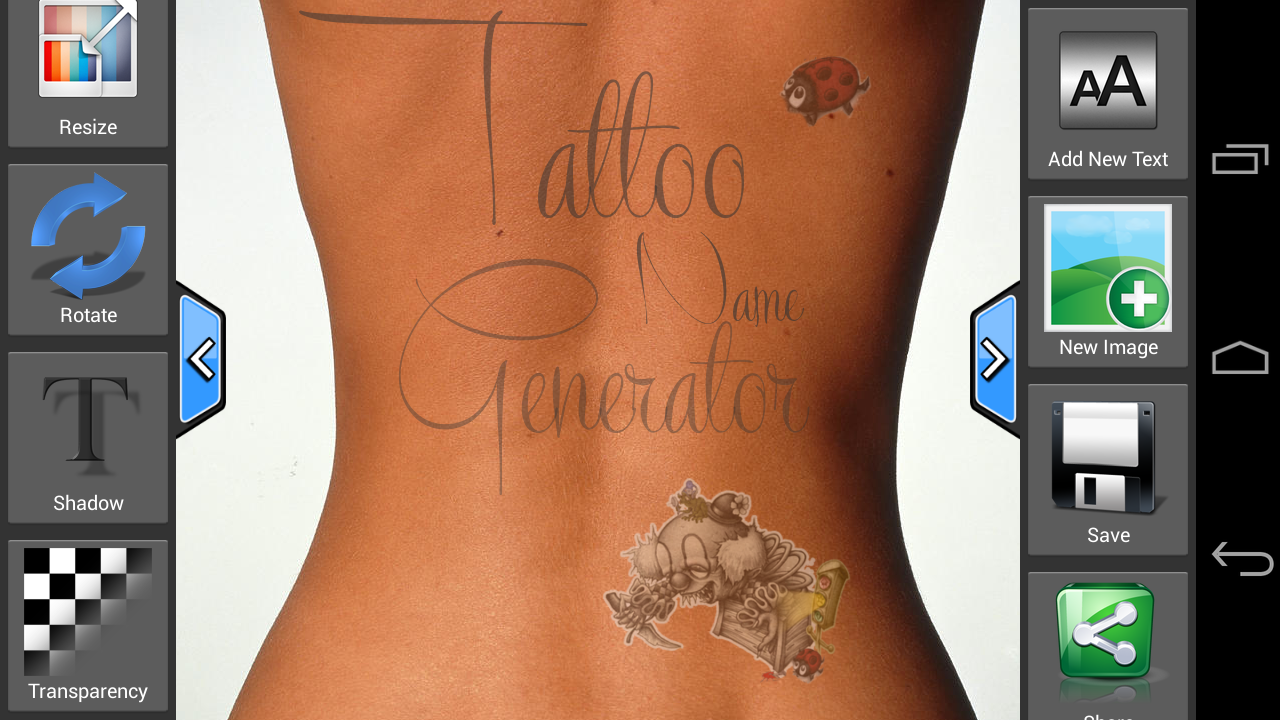 d3f59624a Tattoo Name Design & Generator 7.04 APK Download - Android ...