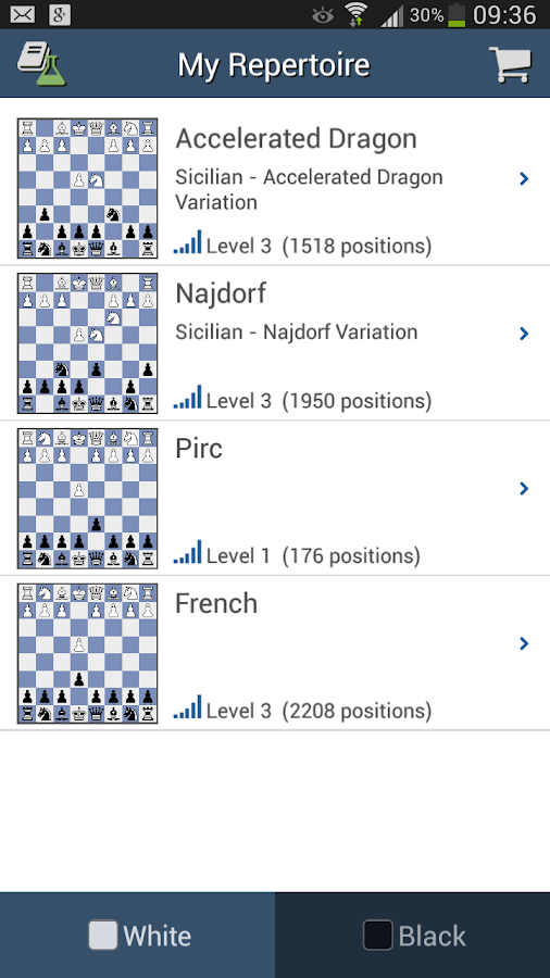 chess repertoire manager pro apk
