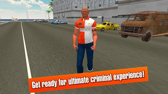 California Crime City Race 3D 1.1 screenshot 1