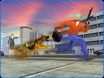 LA Police Dog Crime Patrol : Thief Chase Mission 1.1 screenshot 11