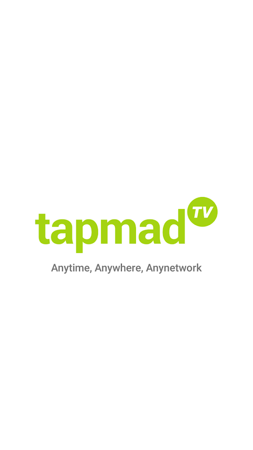 tapmad TV 4 1 2 APK Download - Android Entertainment Apps