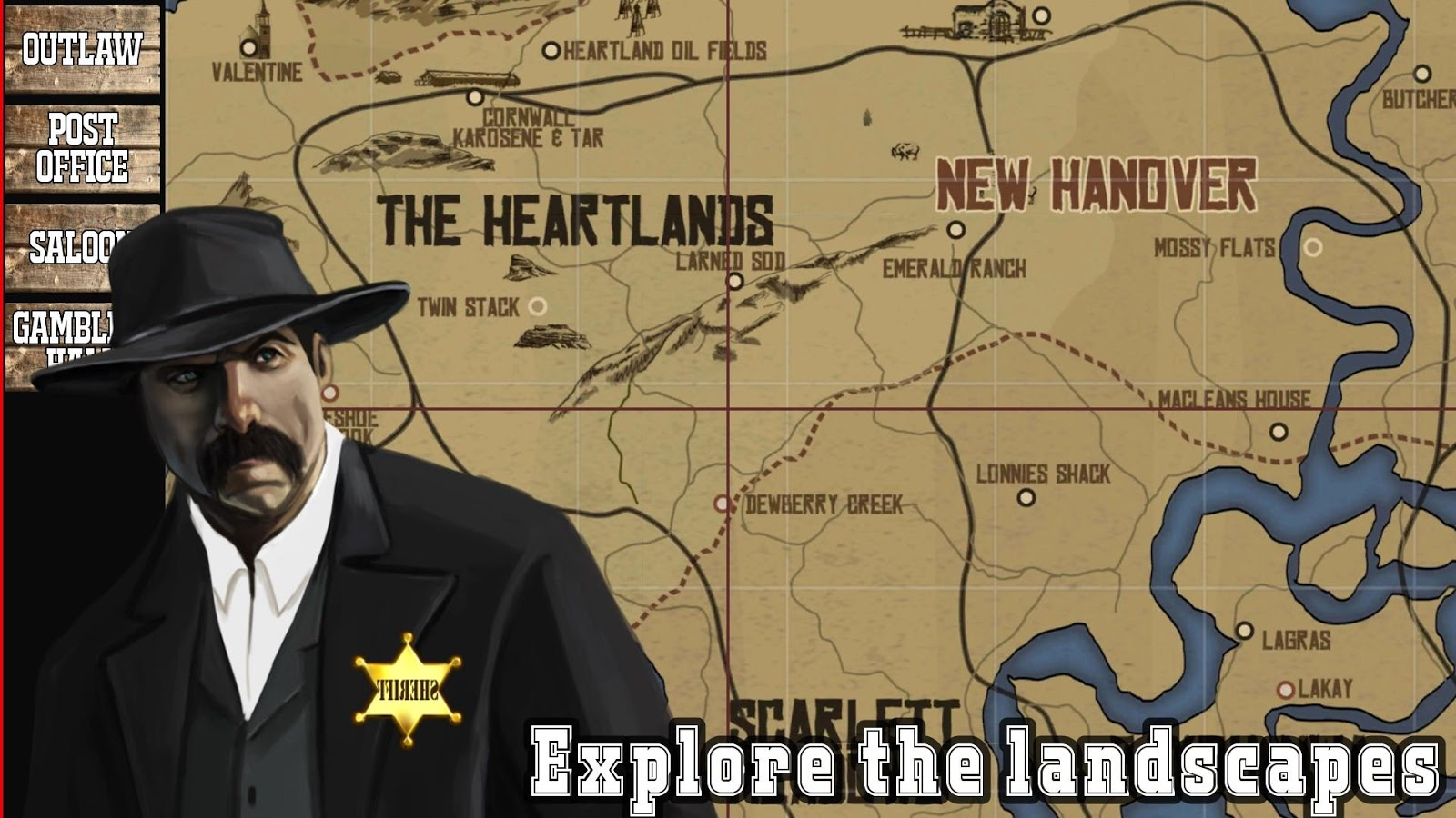 Outlaw HQ for Red Dead Redemption 2 0 0 2 APK Download - Android