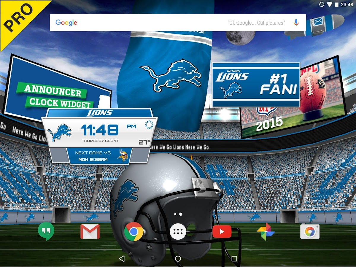 NFL 2015 Live Wallpaper 241 Screenshot 11