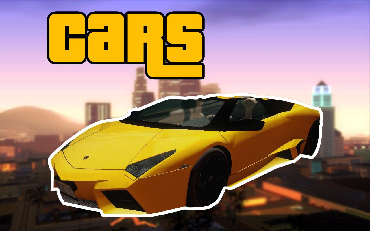 Cheats for GTA San Andreas 1 APK Download - Android Books