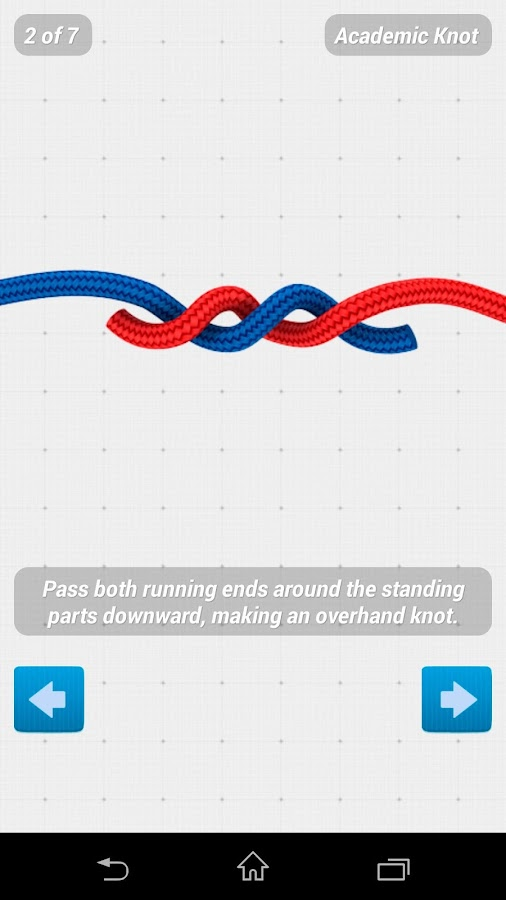 How to tie knots 3d pro 102 apk download android books how to tie knots 3d pro 102 screenshot 17 ccuart Image collections