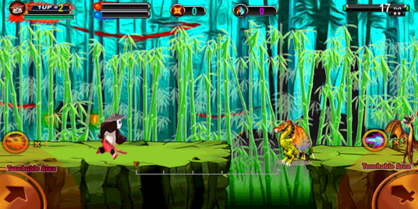 Panda Assassin - Unleashed 1.0 screenshot 17