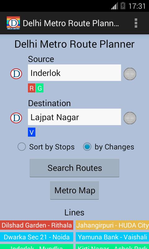 Delhi metro route planner 27 apk download android travel local apps delhi metro route planner 27 screenshot 1 altavistaventures Image collections