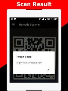 QR code scanner / Barcode scanner 1.2 screenshot 11
