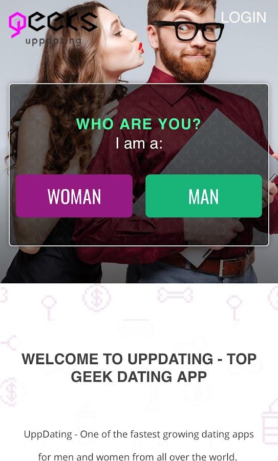 Geek dating apps indiska dejtingsajter i Australien