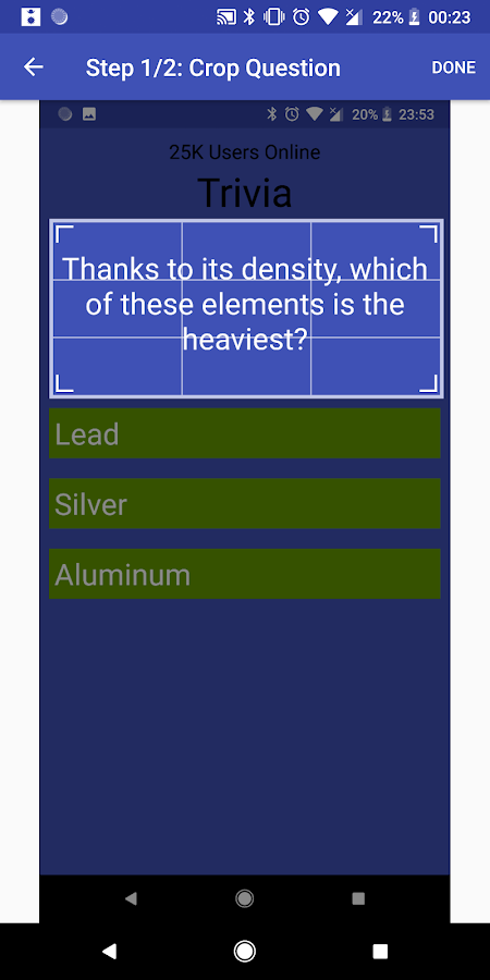 Trivia Helper 2 0 11 APK Download - Android Entertainment Apps