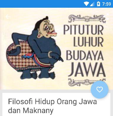 Kumpulan Kata Bijak Leluhur Jawa Kuno 240 Apk Download