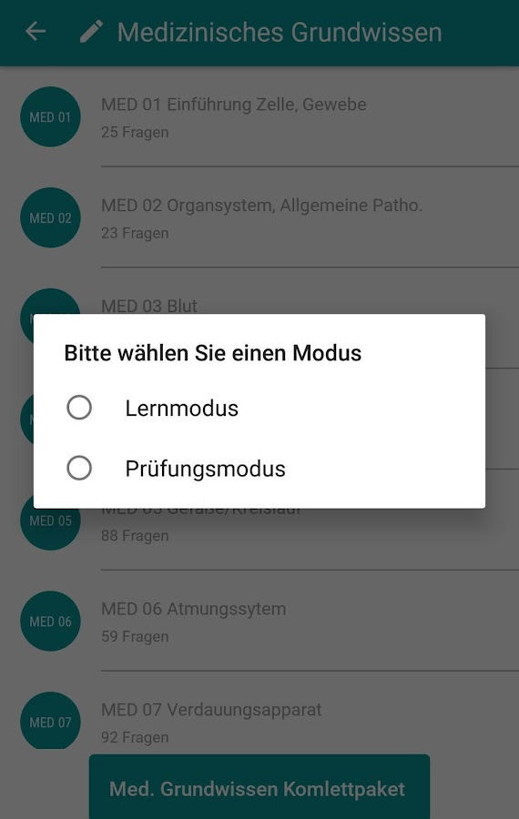 Pflege-Examen 2.0.0 APK Download - Android Education Apps