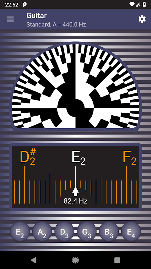 Strobe Tuner Pro 3 6 2 APK Download - Android Music & Audio Apps