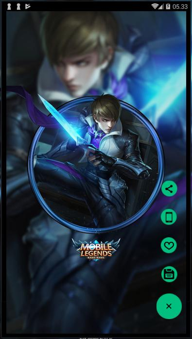 Free Hero Ml Wallpapers Hd 10 Apk Download Android Cats