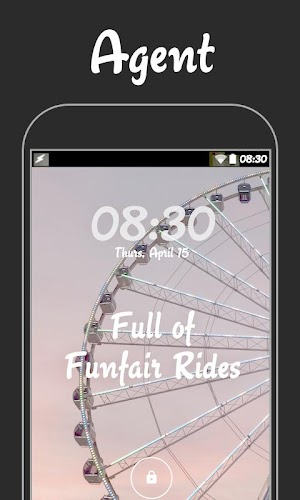 Agent FlipFont 1 0 APK Download - Android Personalization Apps