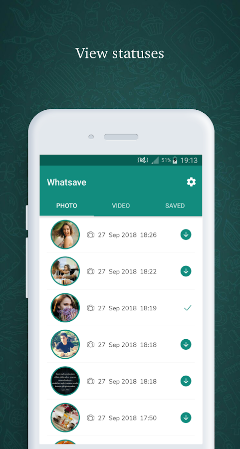 Whatsave – Status Downloader for WhatsApp 1 0 3 APK Download