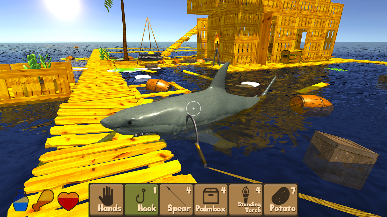 Raft Survival Simulator 1 6 1 APK Download - Android