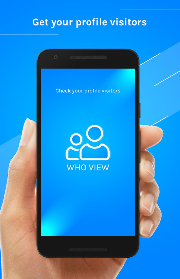 Who Viewed My Facebook Profile, Profile Tracker 9 6 APK