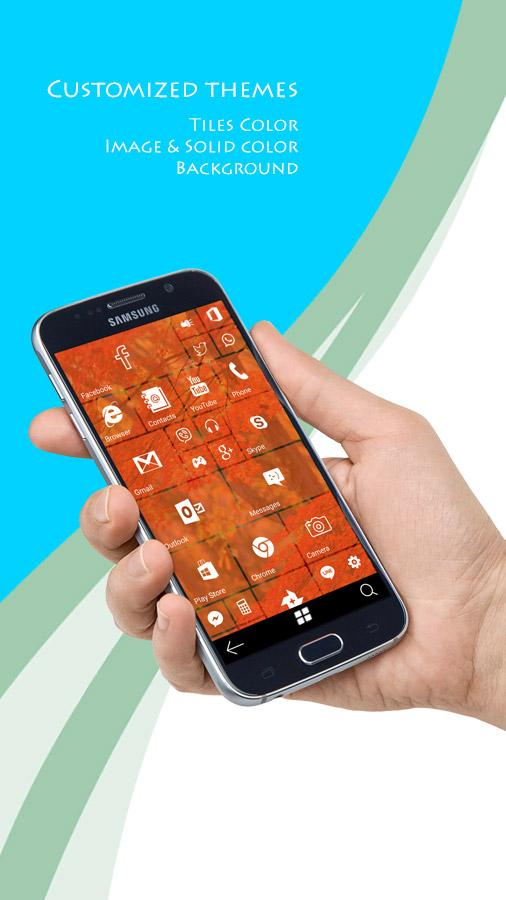 Xinma Win 10 Tile Launcher 1 5 APK Download - Android