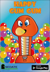 Happy GUM GUM 1.1 screenshot 1