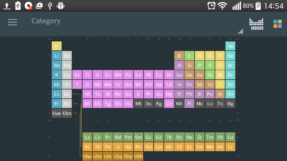 Periodic table elements 115 apk download android education apps 115 screenshot 8 periodic table elements urtaz Image collections