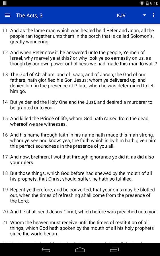 Bible (Offline, Multi-Version) 1 18 3 APK Download - Android