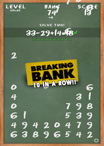 Numbers Dropping 1.2 screenshot 3