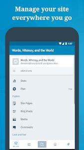 WordPress – Website & Blog Builder 5.3 screenshot 3