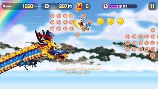 Sprint Ninja 1.1.0 screenshot 5