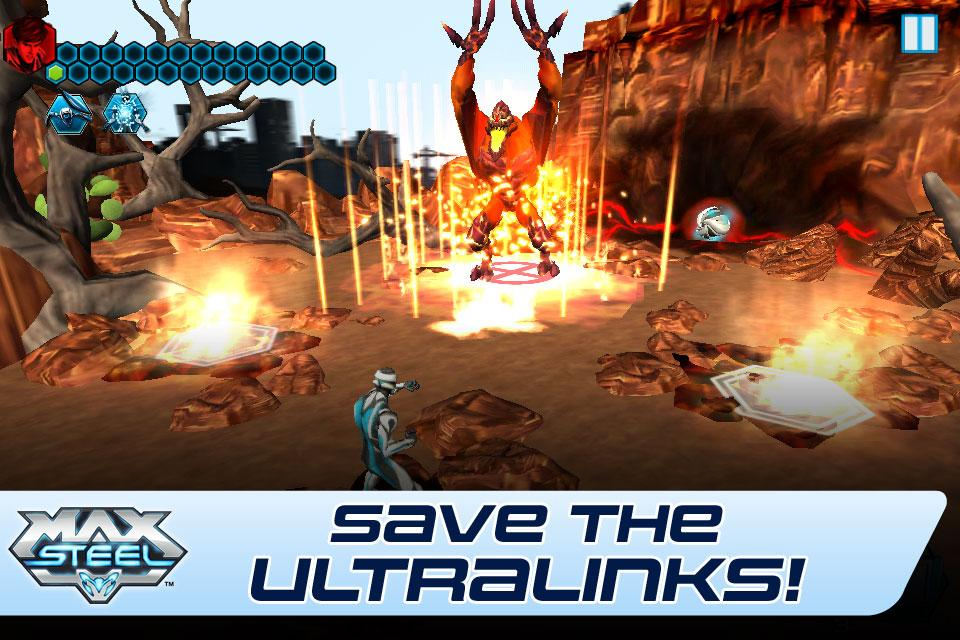 max steel 1 4 1 apk download android arcade games