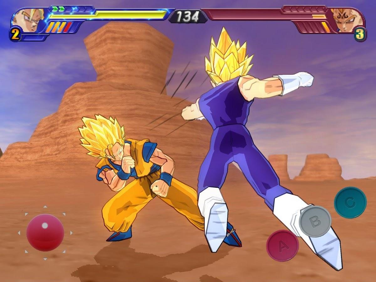 Game Dragon Ball Z: Budokai Tenkaichi 3 tips 1 2 APK Download