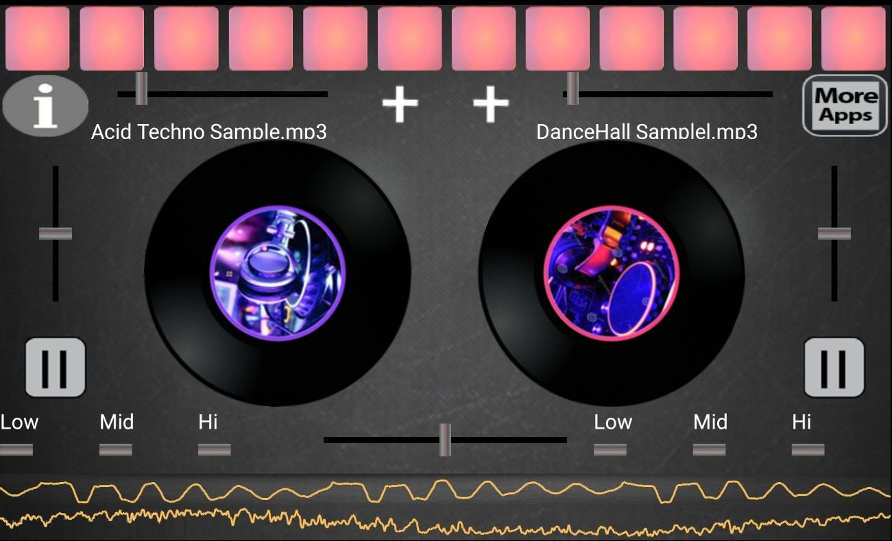 DJ Mix Studio Mobile 1 0 APK Download - Android Music