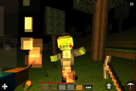 Cube Craft 2 : Survivor Mode 2 screenshot 4