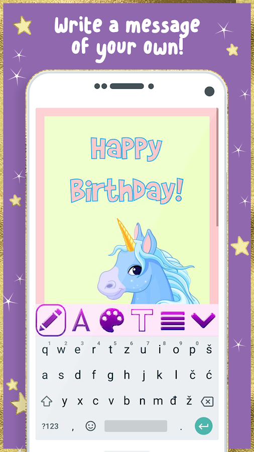 Little Pony Invitation Card 1 0 Apk Download Android