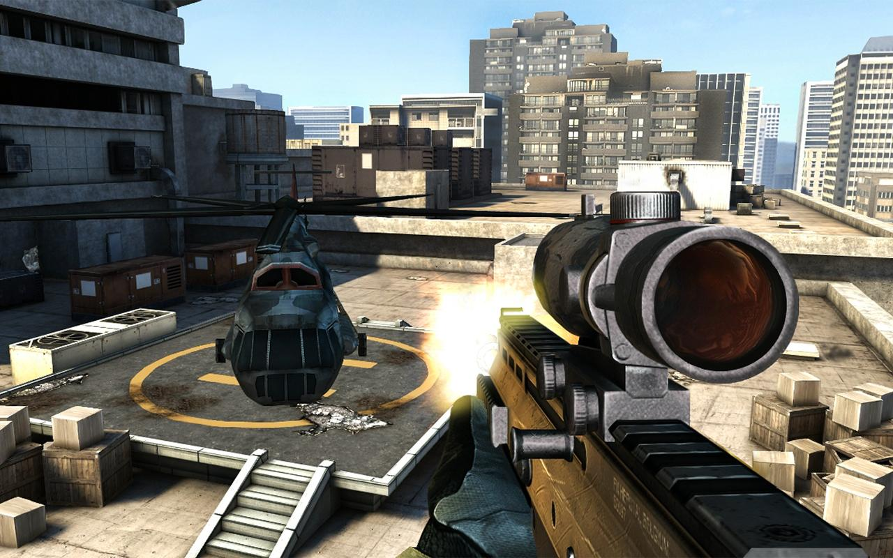 Modern Combat 3: Fallen Nation 1 1 7g APK Download - Android Action