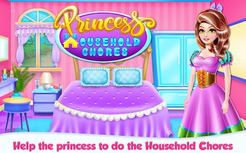 Princess House Hold Chores 1.0.5 screenshot 1