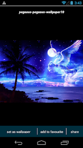 Pegasus Unicorn Wallpapers 2.2 screenshot 2